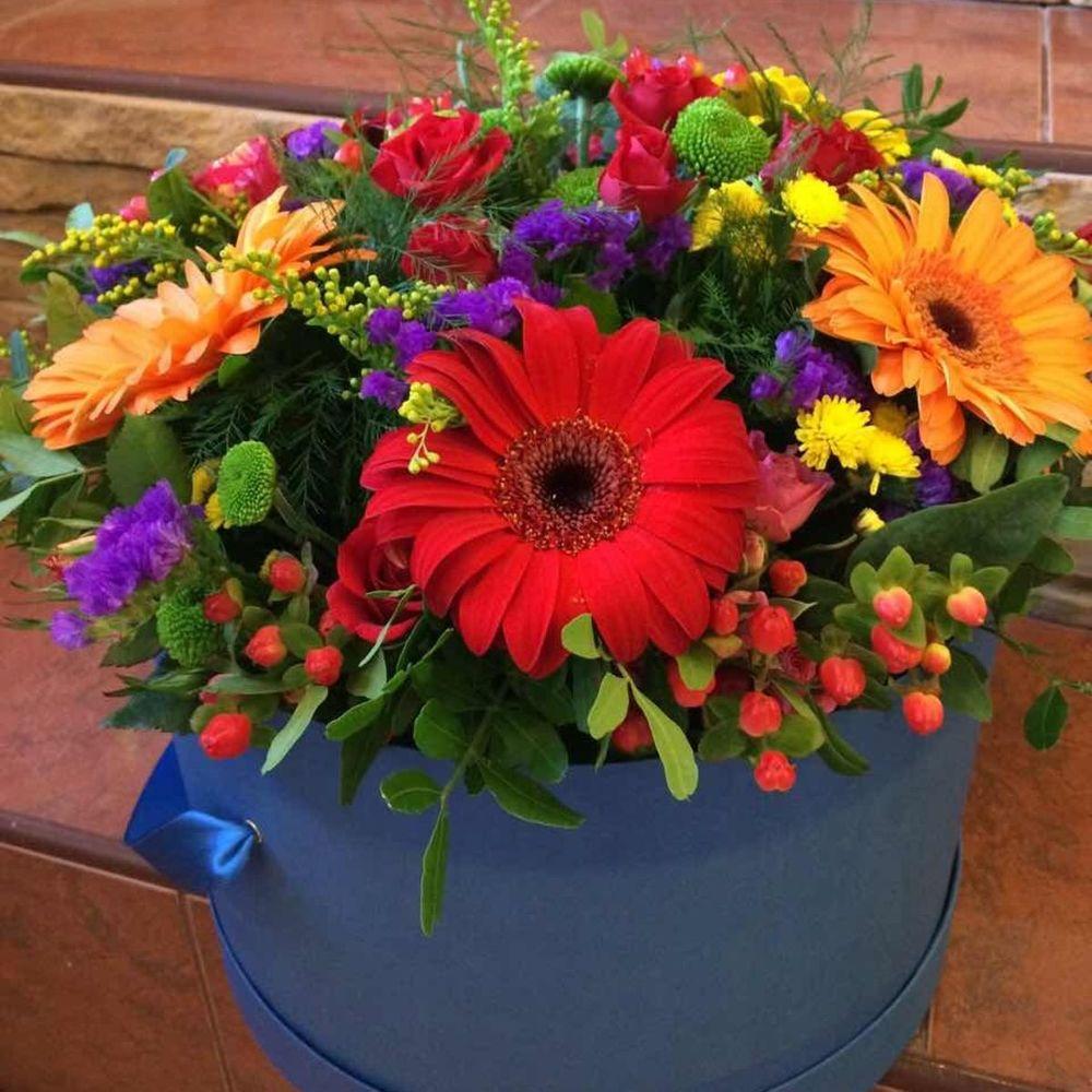 Цветов, доставка цветов в орске