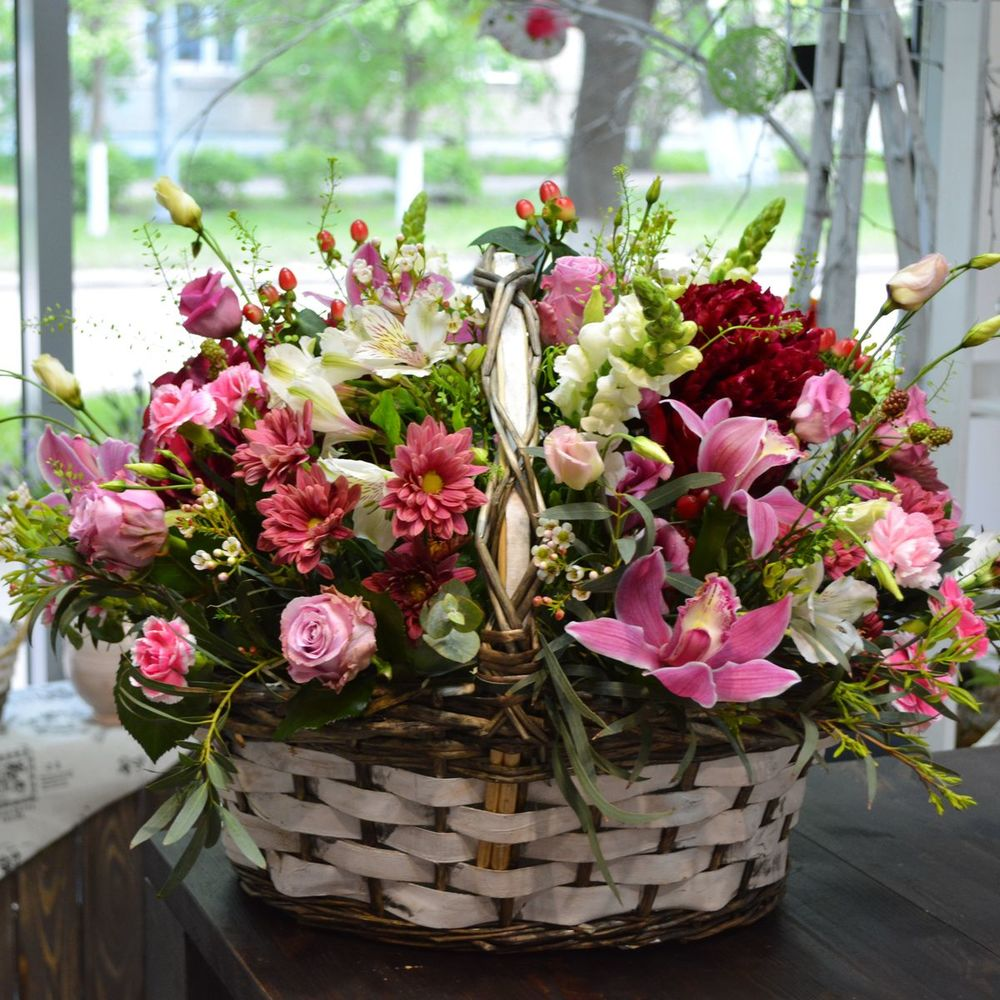 Доставка цветов в г. йошкар-ола, цветы комсомольске
