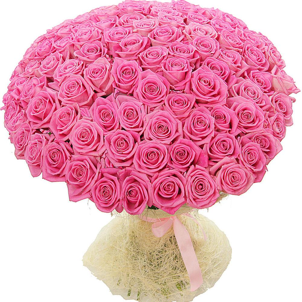 101 роза в москве купить