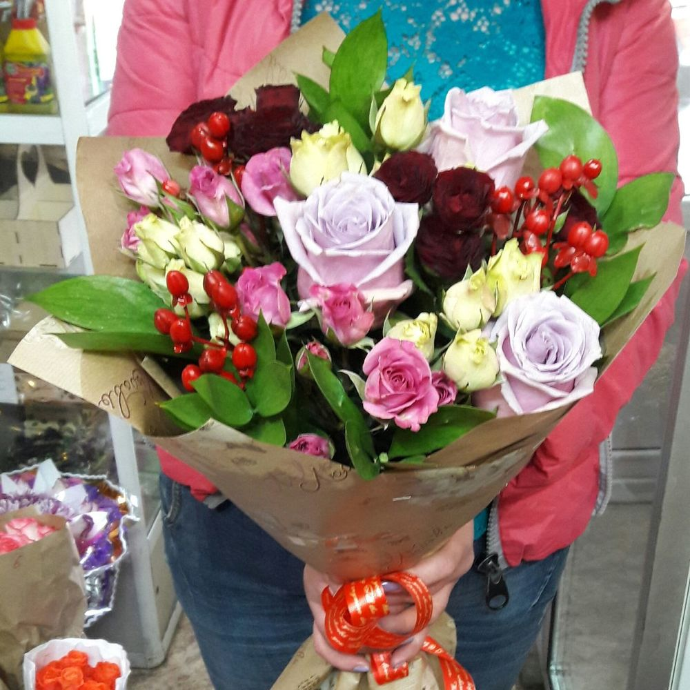 Заказать букет цветов усть-каменогорск, срезанных цветов оптом