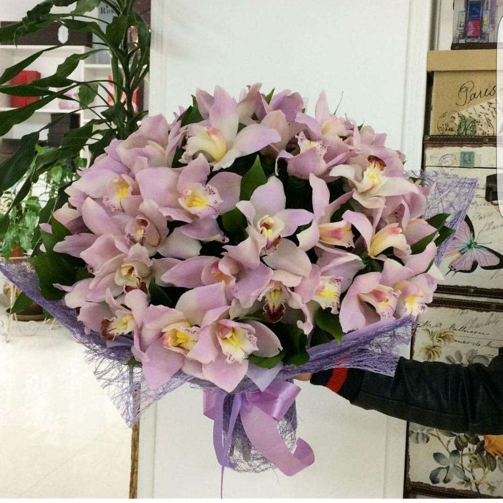 прикольные, картинки букеты из орхидей необычные фото второй