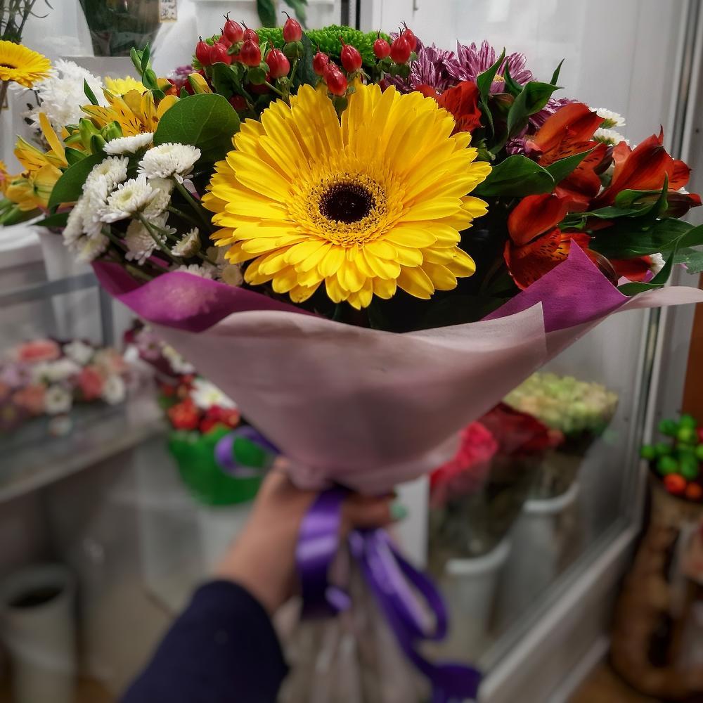 Свадебный букет, доставка цветов по городу реутов
