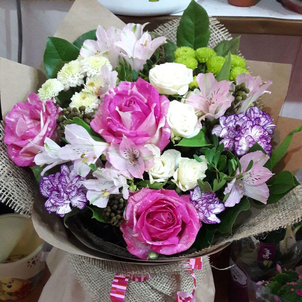 Заказать букет цветов усть-каменогорск