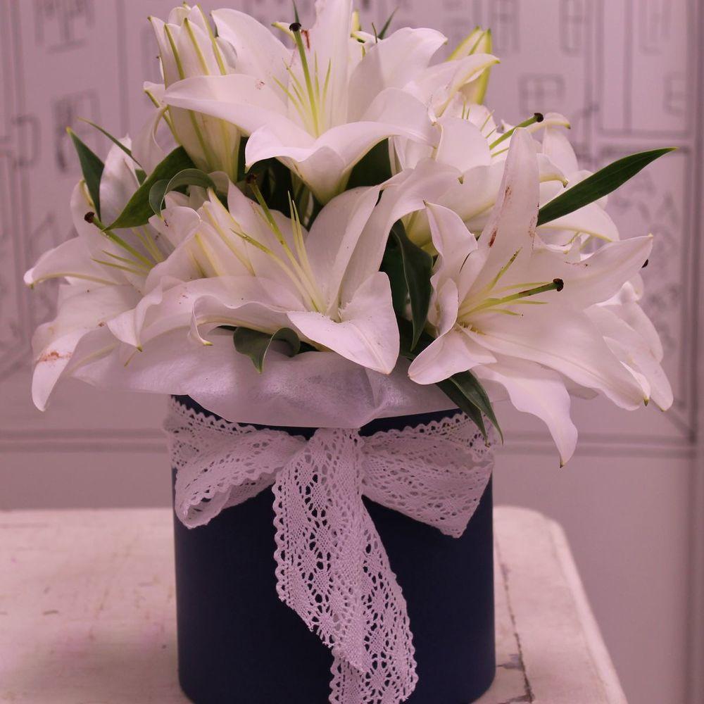 картинка с цветами лилии в подарок тест моя