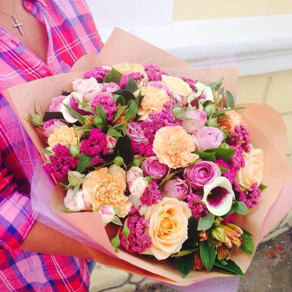 Доставка цветов по коврову