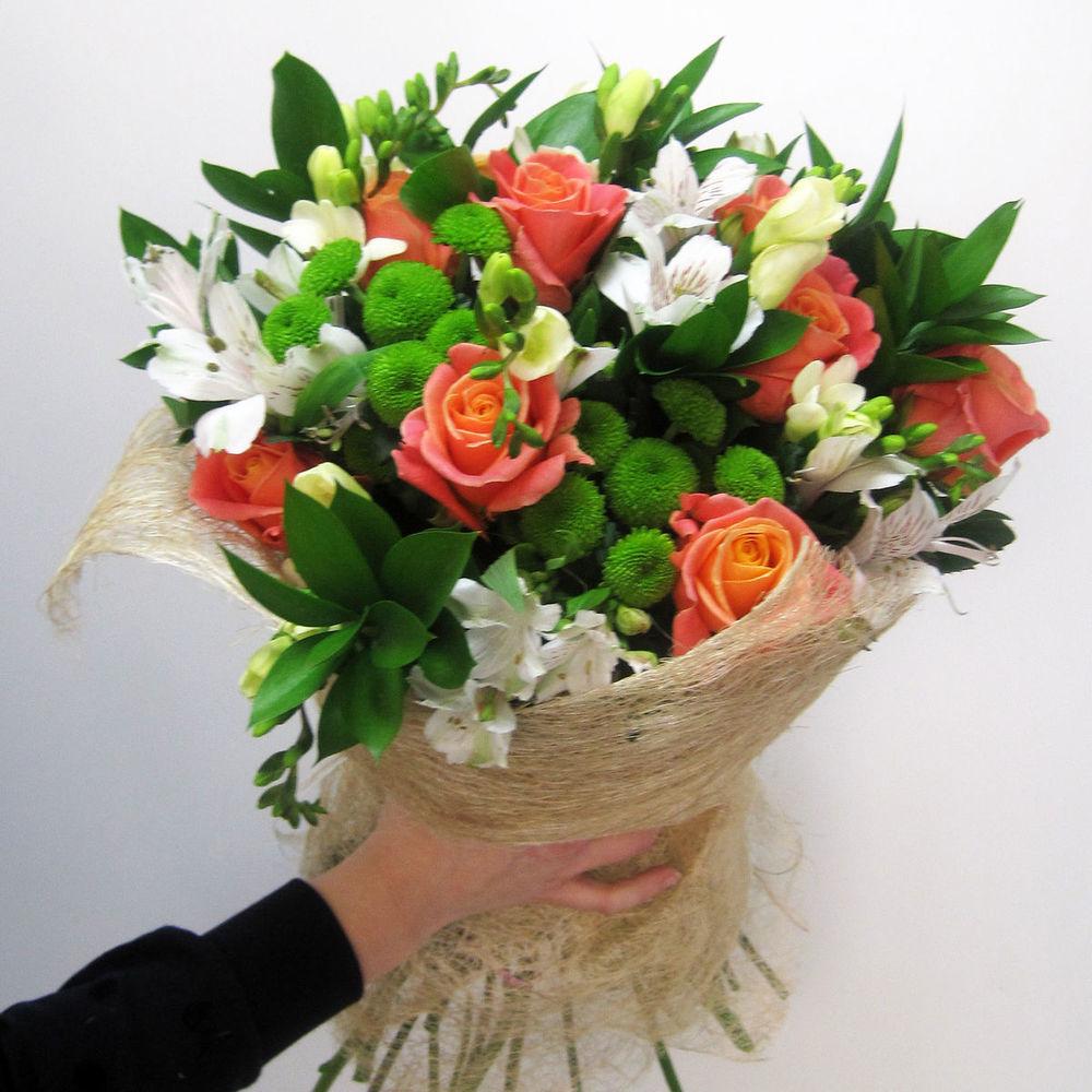 Доставка цветов по киевской области