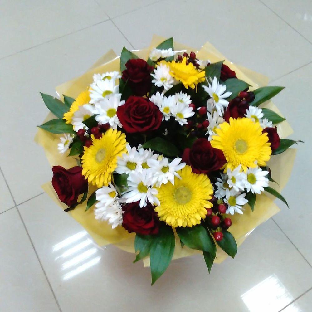 Заказать цветы с доставкой в славянске на кубани