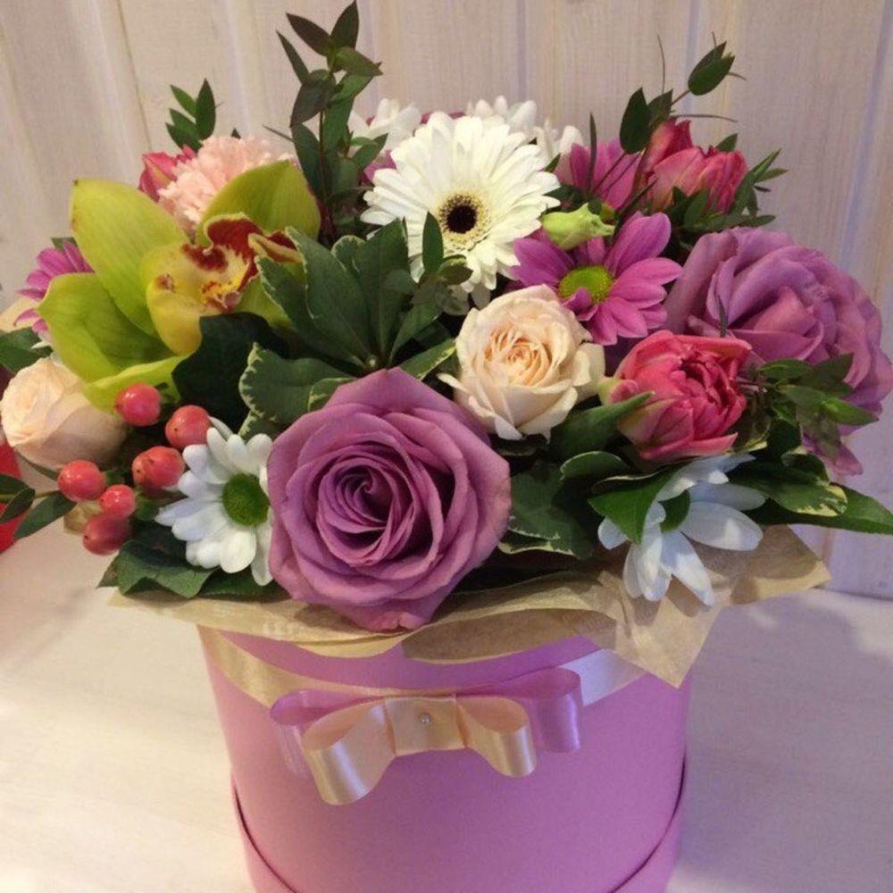 Букет и цветов на заказать в офисе