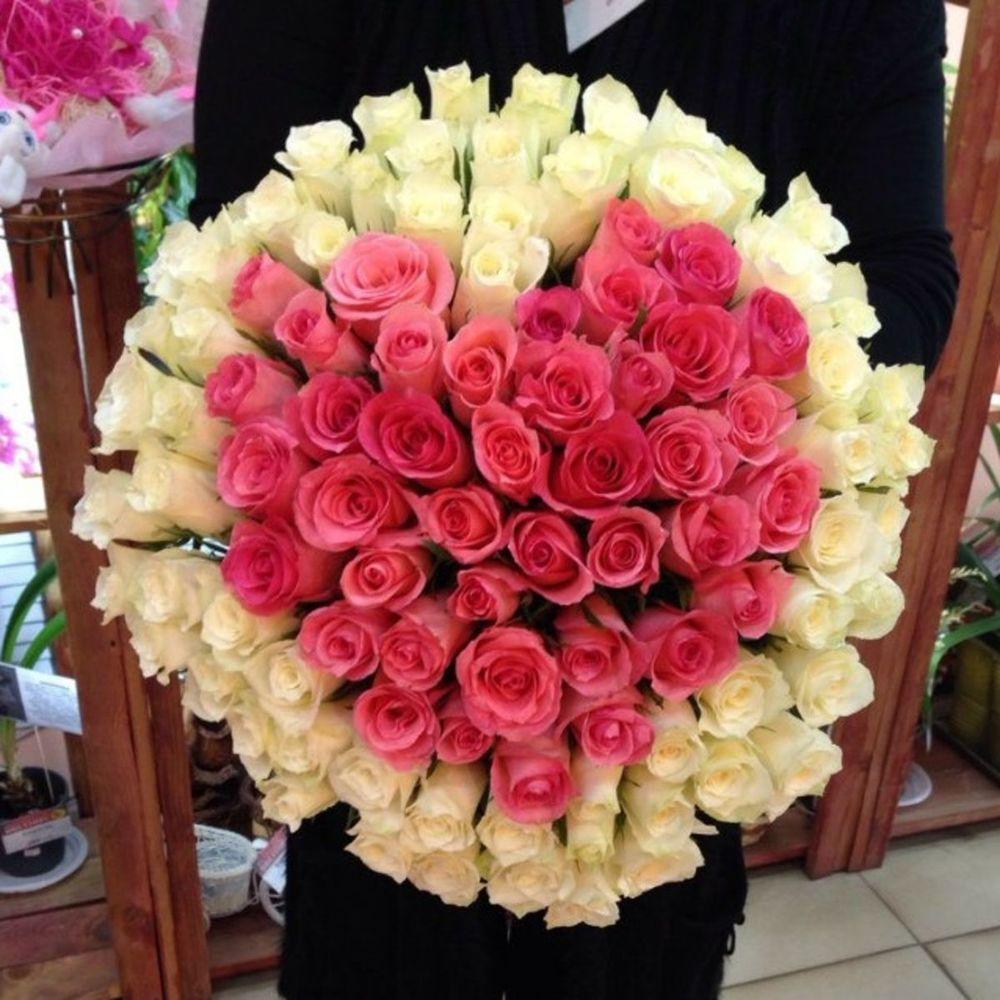 Магазины, заказ цветов ярославль 101 розы