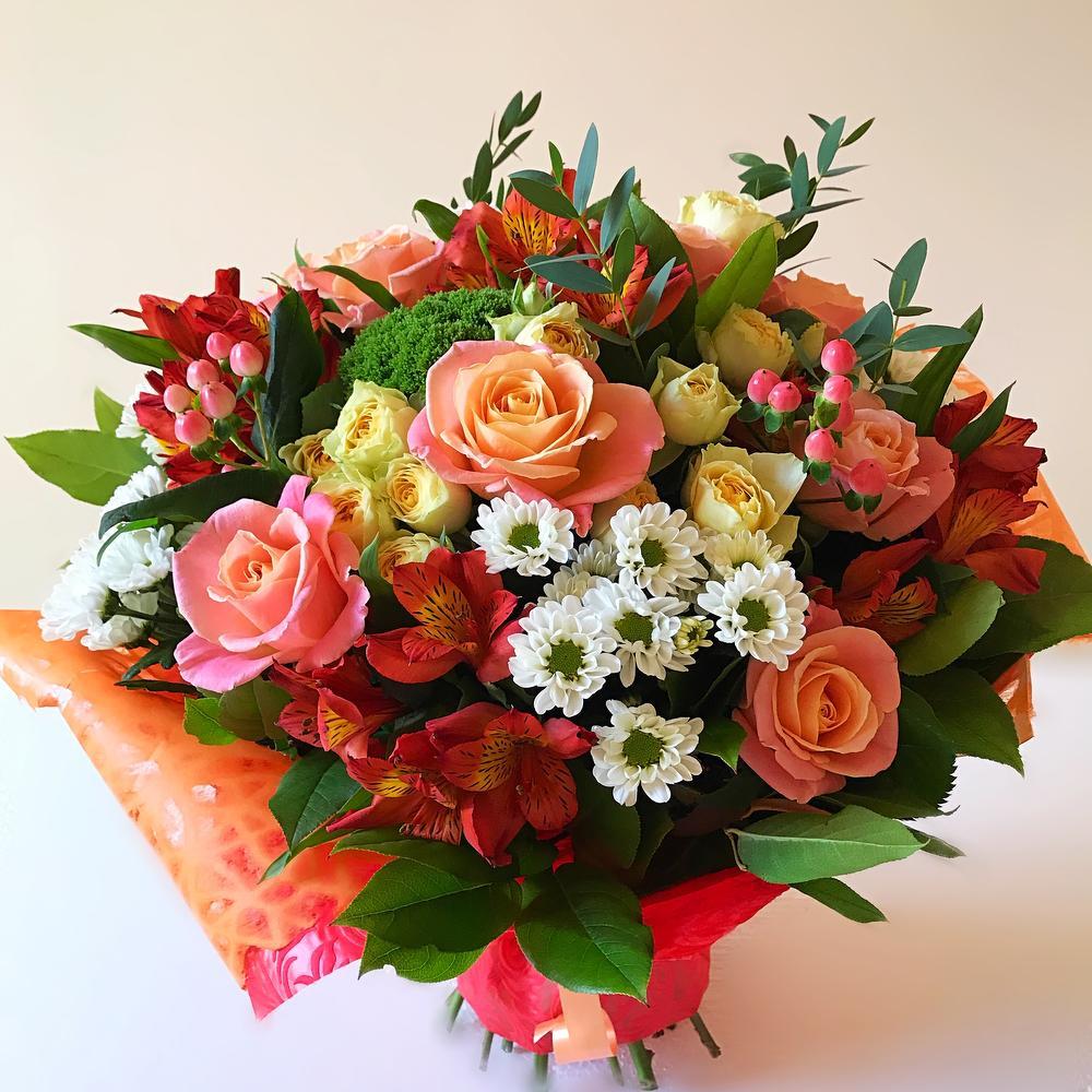 Подарочных цветов, букеты на заказ щелково кэмп