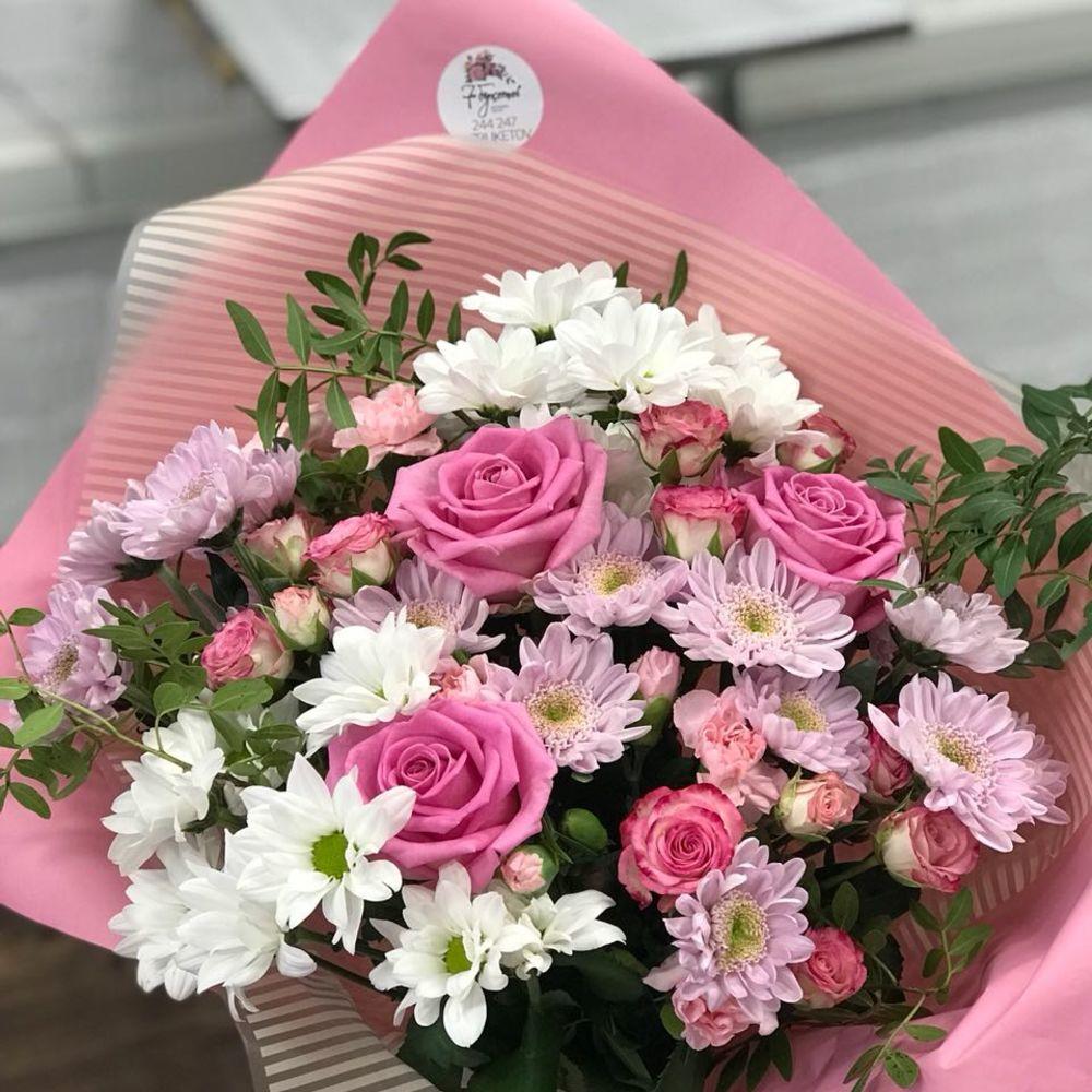 Букет, цветы заказать ижевск