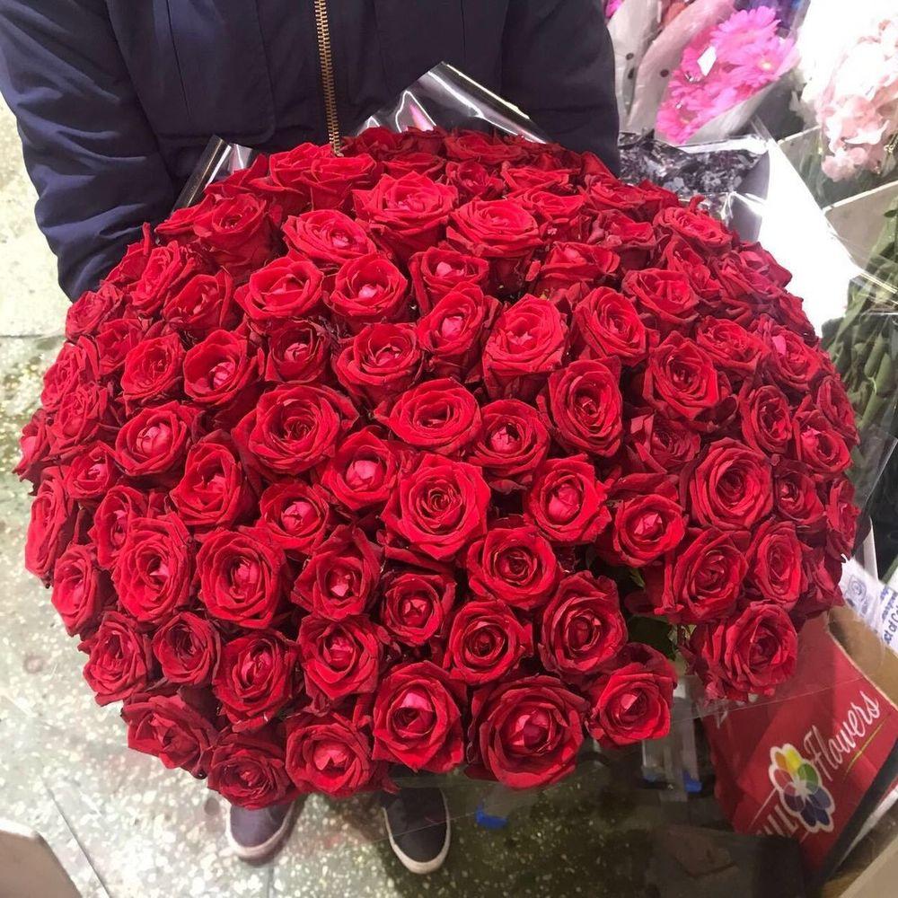 Цветов, доставка цветов 101 роза екатеринбург