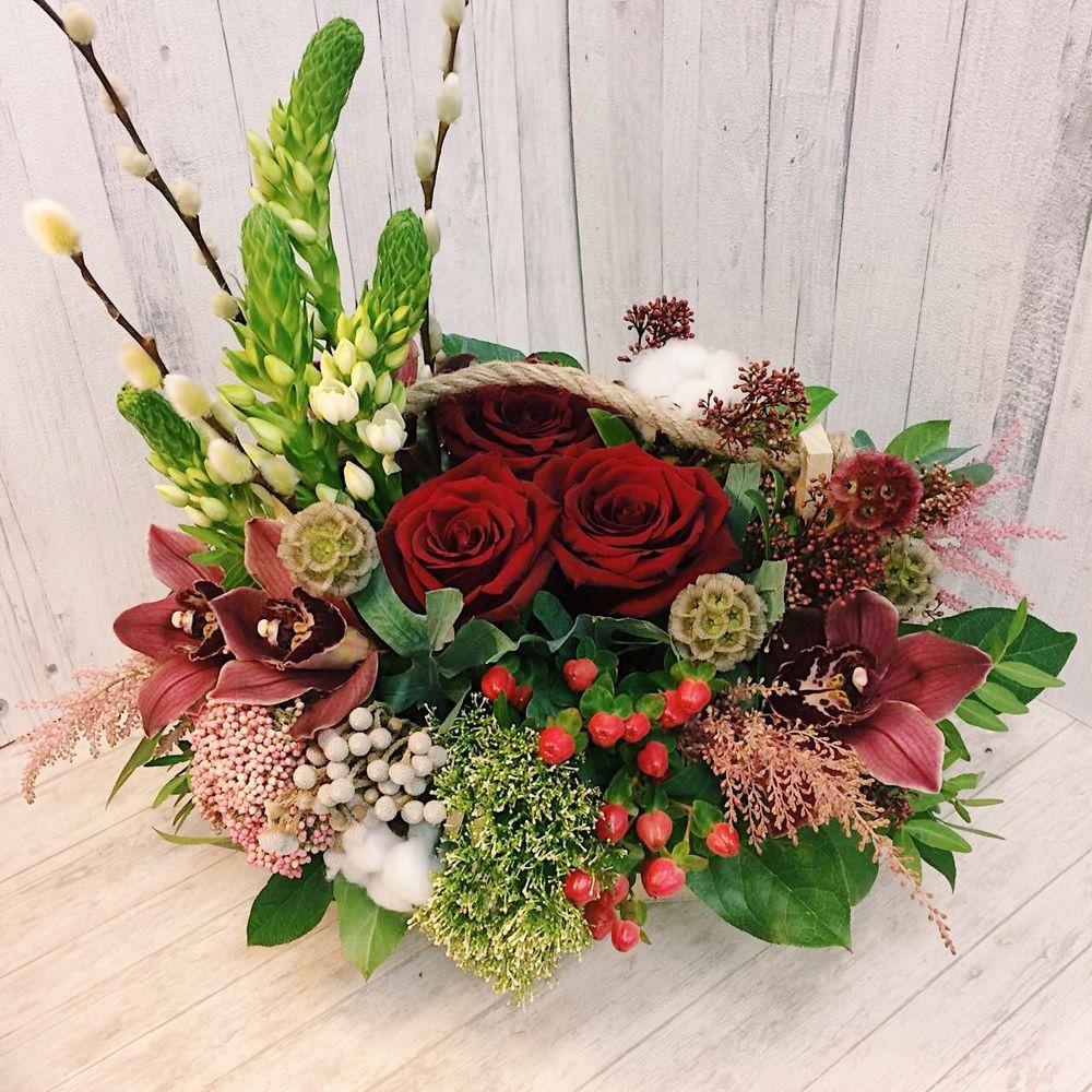 Цветы с доставка по г сходня