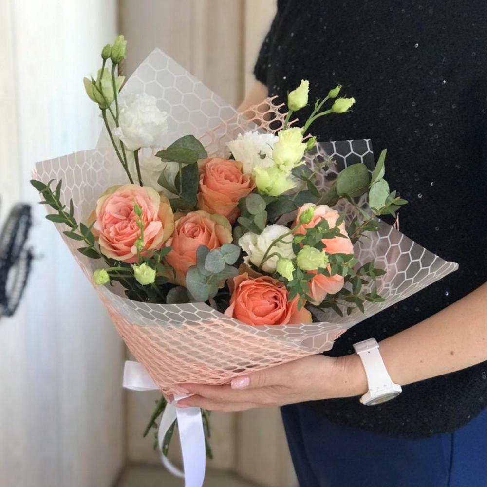 Букет, доставка цветов г. ейск