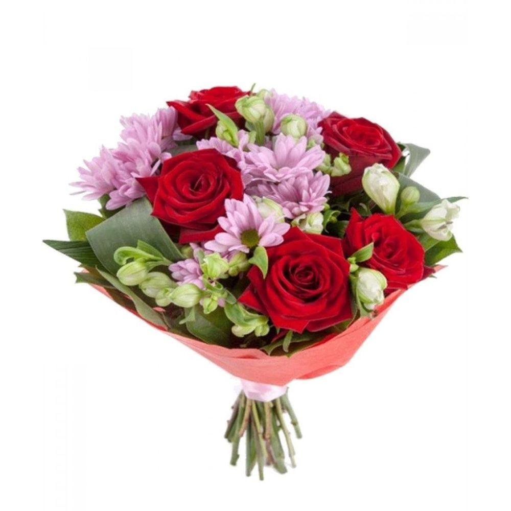 Бумаги, цветы для букетов недорого