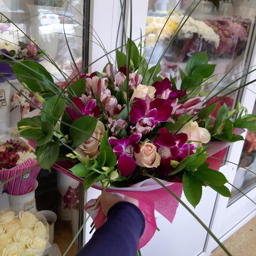 Букеты на заказ щелково кэмп, цветов
