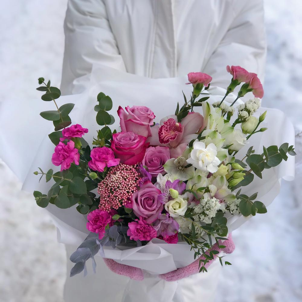 виолетта цветы фото