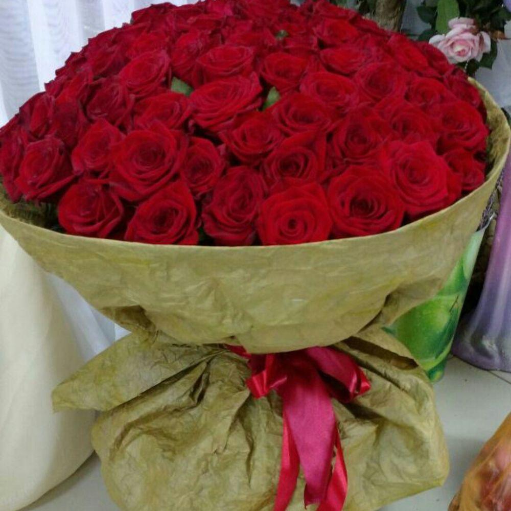Доставка цветов г.анапа, роза дешево