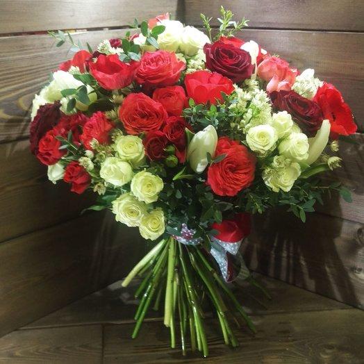 Cora Charm: букеты цветов на заказ Flowwow