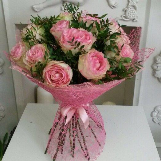 Букет роз Эсперанса: букеты цветов на заказ Flowwow