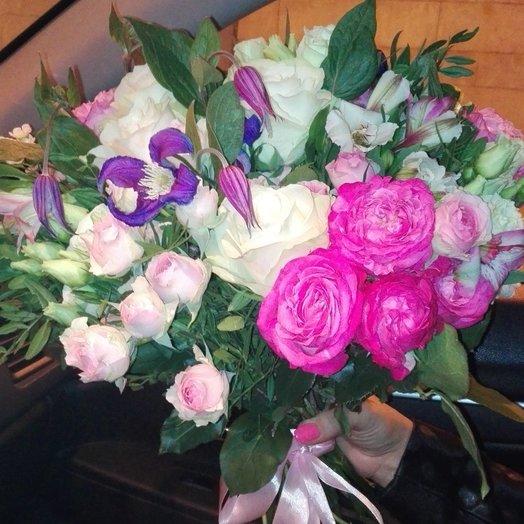 Мадам турандот: букеты цветов на заказ Flowwow