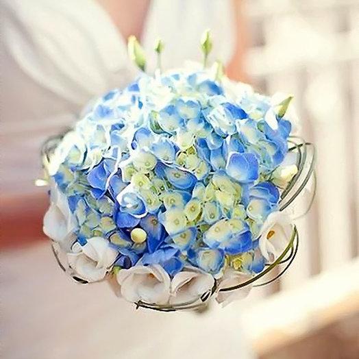 Букет невесты «Шарлин»: букеты цветов на заказ Flowwow
