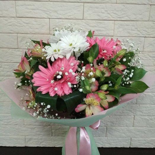 Три грации: букеты цветов на заказ Flowwow