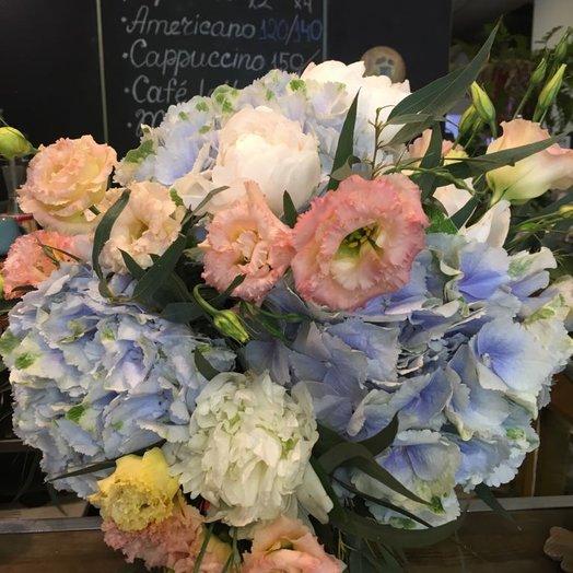 Небесный шар: букеты цветов на заказ Flowwow
