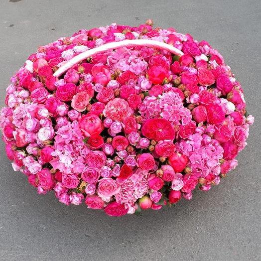 Fuscia: букеты цветов на заказ Flowwow