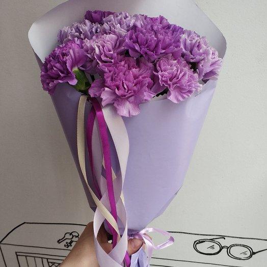 Лунные гвоздики: букеты цветов на заказ Flowwow