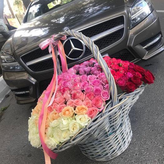 Ассорти : букеты цветов на заказ Flowwow