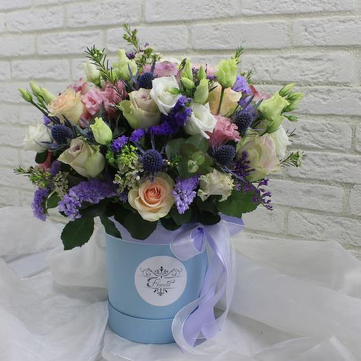 Пышность: букеты цветов на заказ Flowwow
