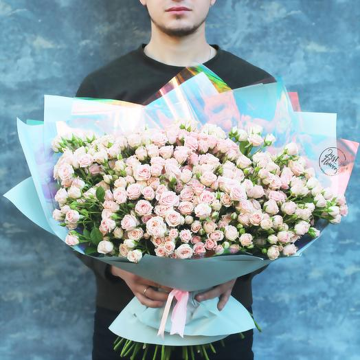 Моно 19: букеты цветов на заказ Flowwow