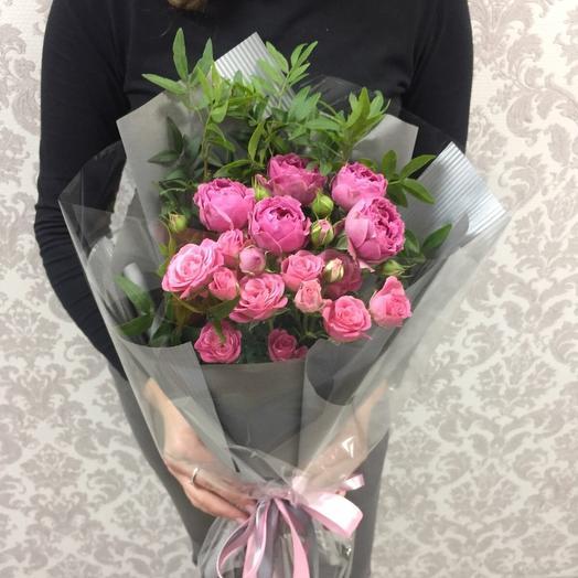 Нежно люблю: букеты цветов на заказ Flowwow