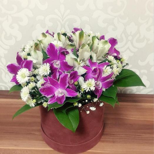 Композиция 5: букеты цветов на заказ Flowwow