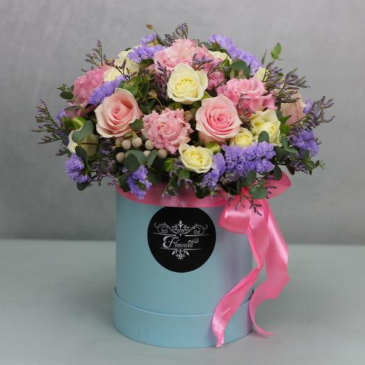 Афина 3: букеты цветов на заказ Flowwow
