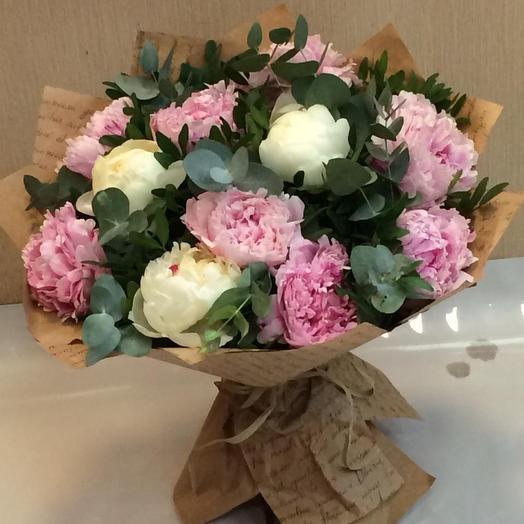 Вернисаж: букеты цветов на заказ Flowwow