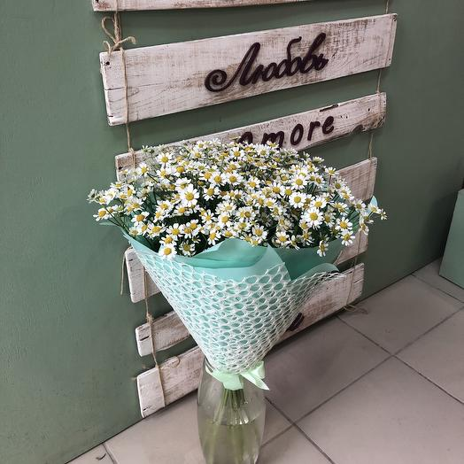 Мятный бриз: букеты цветов на заказ Flowwow