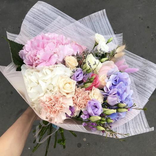 Нежнее нежного ️: букеты цветов на заказ Flowwow
