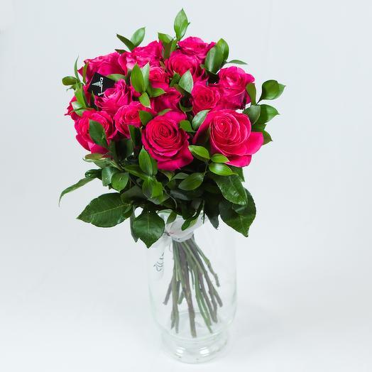 "Букет ""VERTS DE FLEURS-15"": букеты цветов на заказ Flowwow"