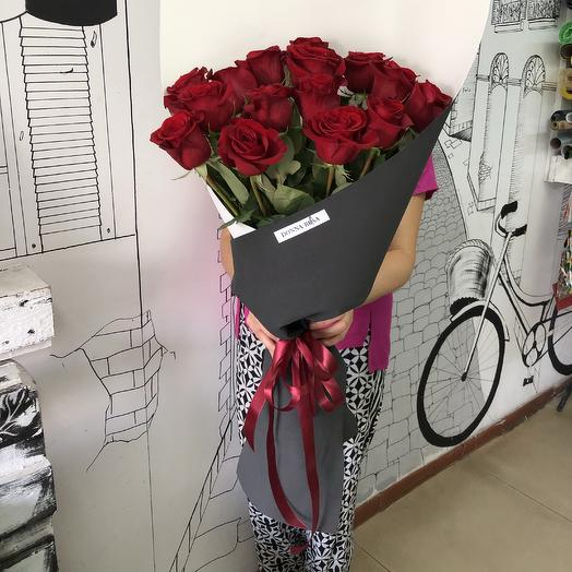 Классика: букеты цветов на заказ Flowwow
