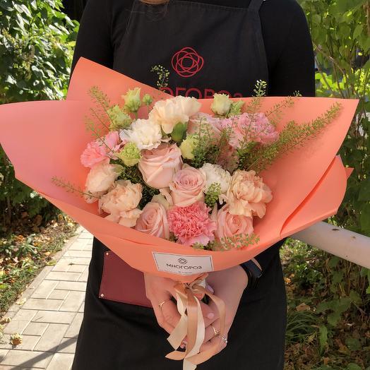 Изысканный🌿: букеты цветов на заказ Flowwow