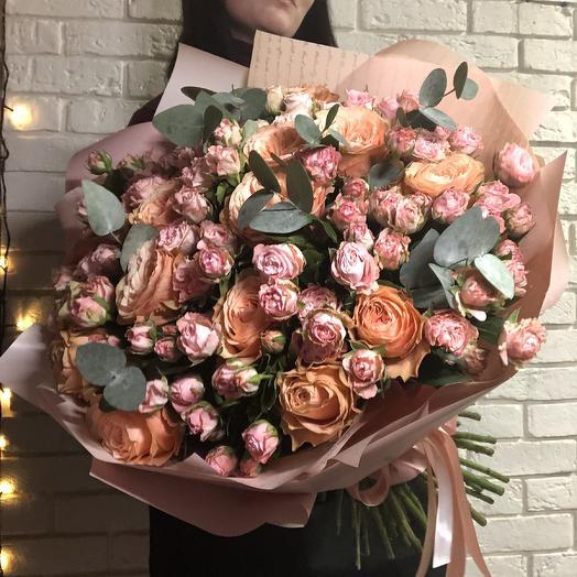 Madam bombastic: букеты цветов на заказ Flowwow