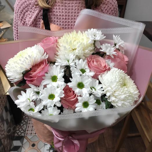 Душевный: букеты цветов на заказ Flowwow