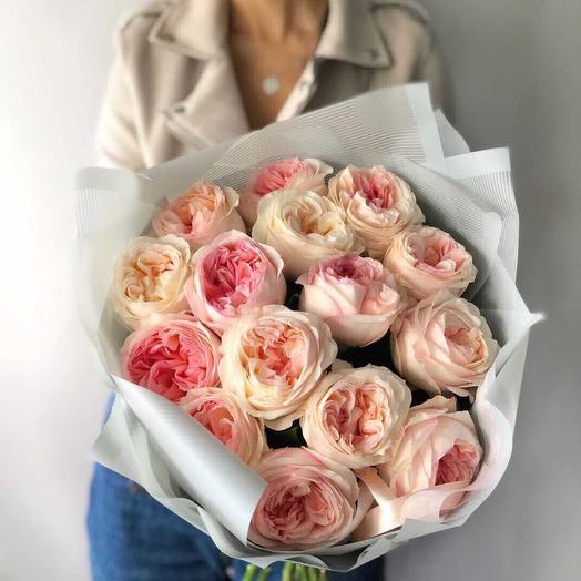 Элетта: букеты цветов на заказ Flowwow