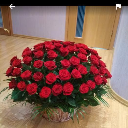 Жаркие объятия: букеты цветов на заказ Flowwow