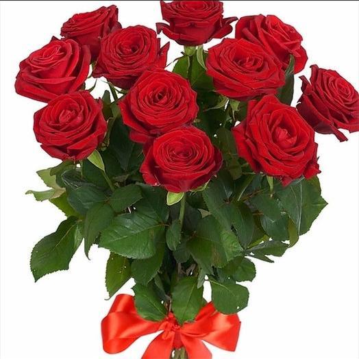 Роза: букеты цветов на заказ Flowwow