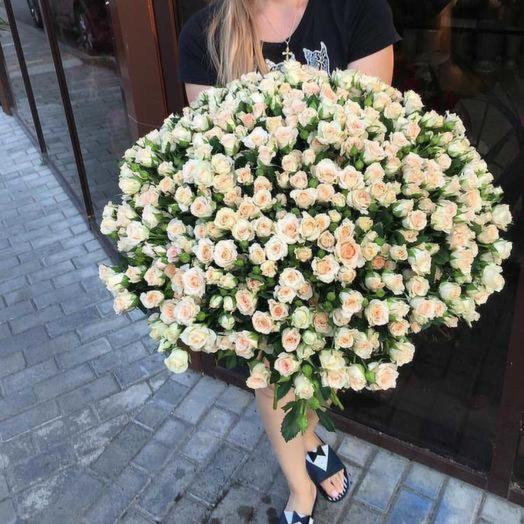 71 кустовая розочка: букеты цветов на заказ Flowwow