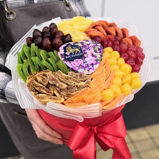 Королевский десерт: букеты цветов на заказ Flowwow
