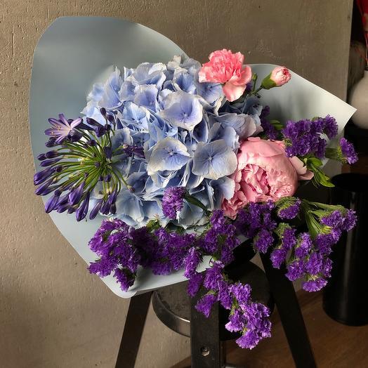 Морская фантазия: букеты цветов на заказ Flowwow